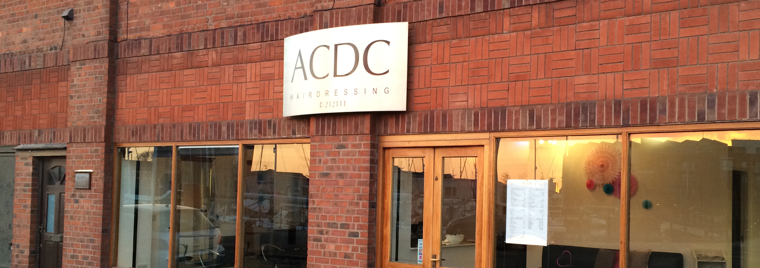 Acdc hairdressers hull salon hair hull